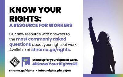 Fair Labor Platform launches 'Know Your Rights,' a new resource that answers your questions about rights at work